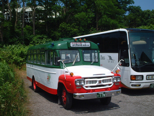 ボンネットバス 北海道中央バスが運行するボンネットバス。 小樽の明治・大正・昭和の歴史... 北