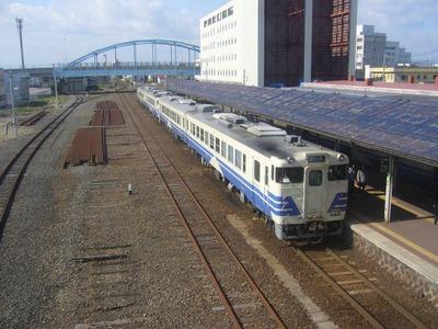キハ40系・キハ48系 JR五能線