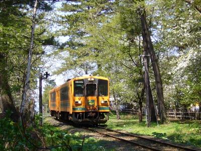 津軽鉄道・津軽21気動車