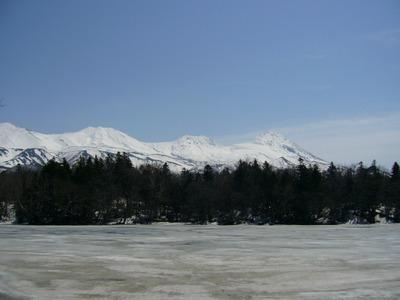 三湖と知床連山