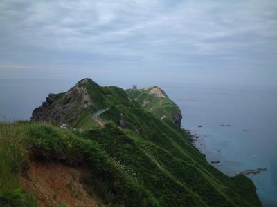 積丹半島・カムイ岬