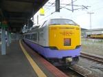 JR函館駅11:28発・八戸行き白鳥20号