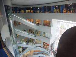 地階から4階