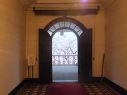 2階中廊下より東側正面
