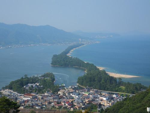 日本三景の天橋立
