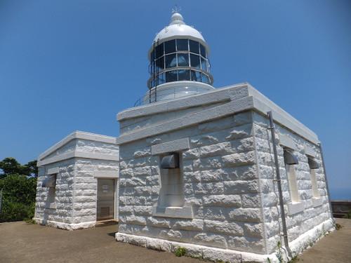 近畿最北端にある経ヶ岬灯台