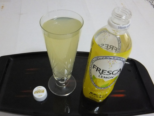 FRESCA LEMON
