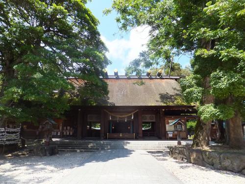 元伊勢 籠神社(このじんじゃ)