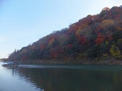 嵐山・保津川沿い