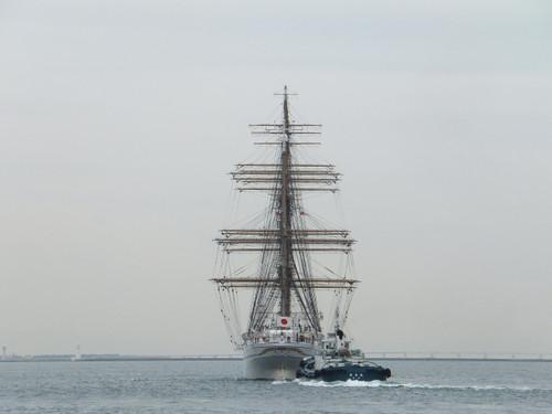 練習帆船「海王丸」