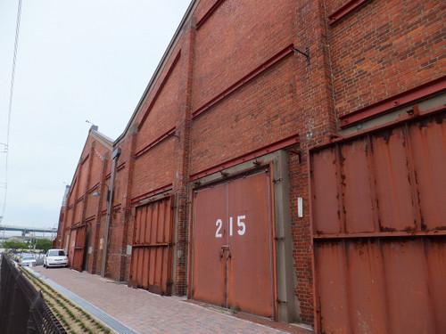 築港赤レンガ倉庫