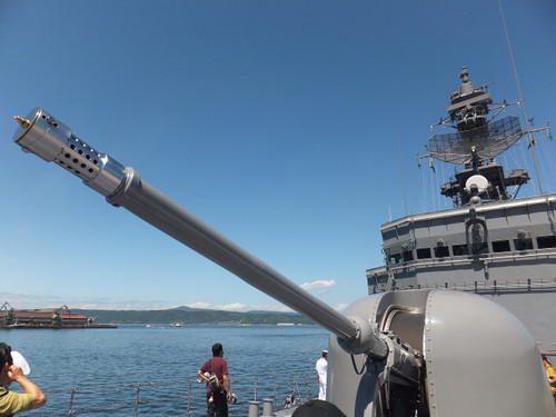 76mm速射砲