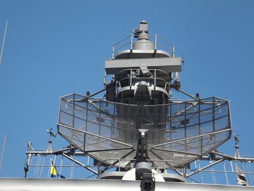 対空レーダー・水上レーダー